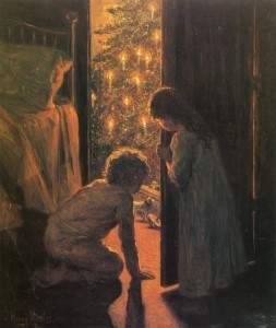 mosler..christmas-morning-1916-ca